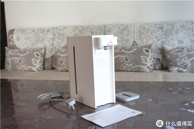 米家即热饮水机C1,三挡水温,三秒即热,懒人必备