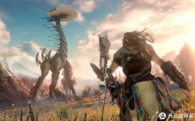 外媒称索尼PS4独占大作《地平线:零之曙光》今年登陆PC