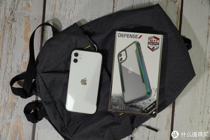 买个壳子省一瓶神仙水,Defense手机壳初体验