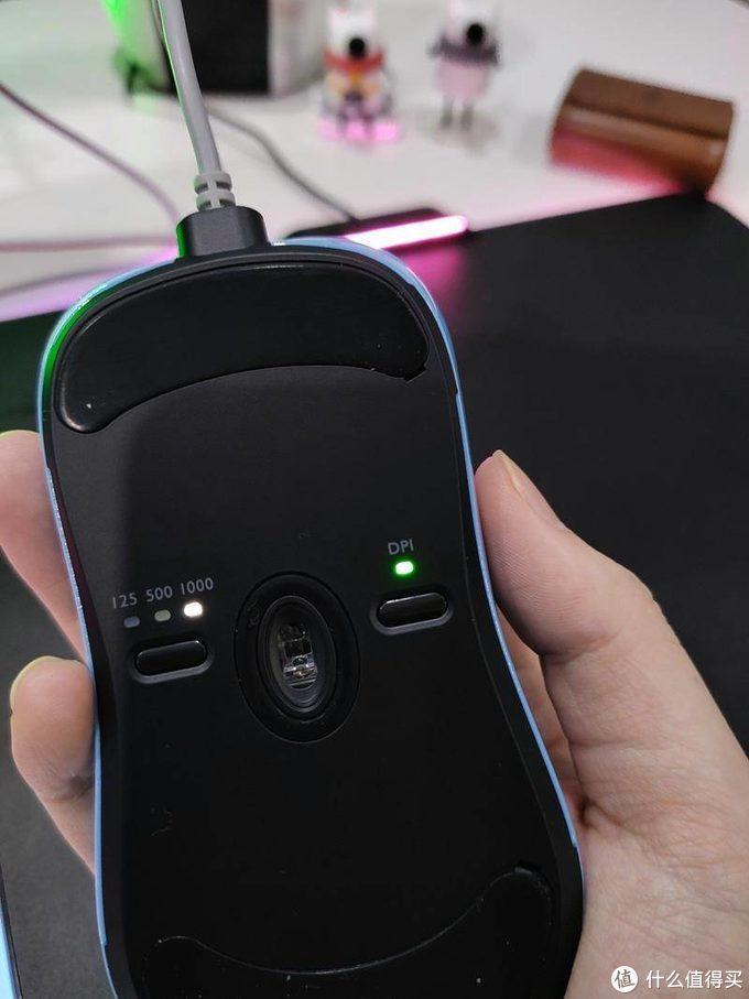 稳中有升的优质FPS鼠标 - 卓威Zowie FK2-B上手实测