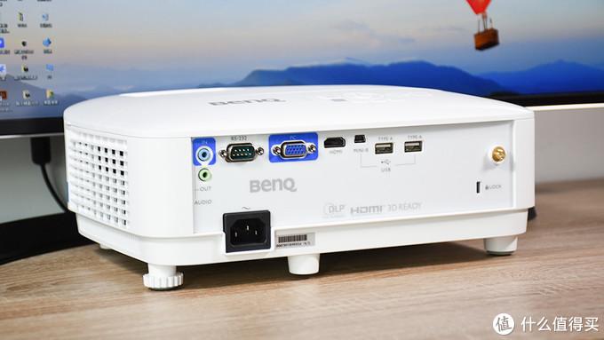 智能化背景下的办公新体验 明基E580商务投影仪