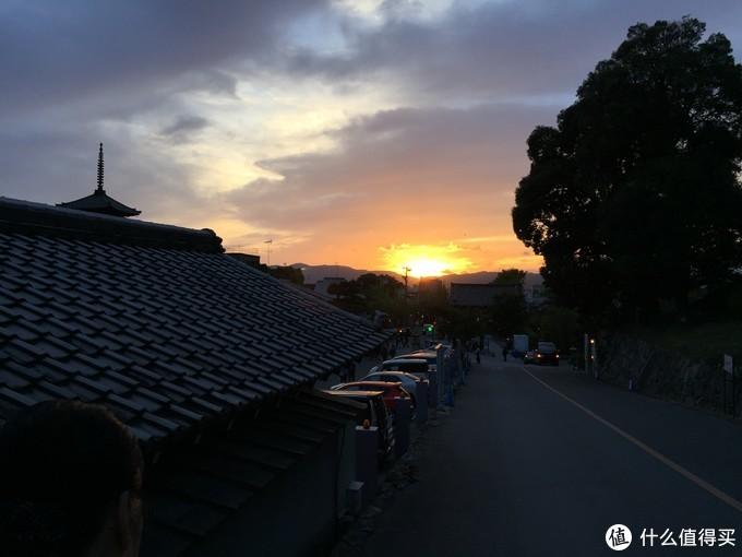 2014年于京都清水寺