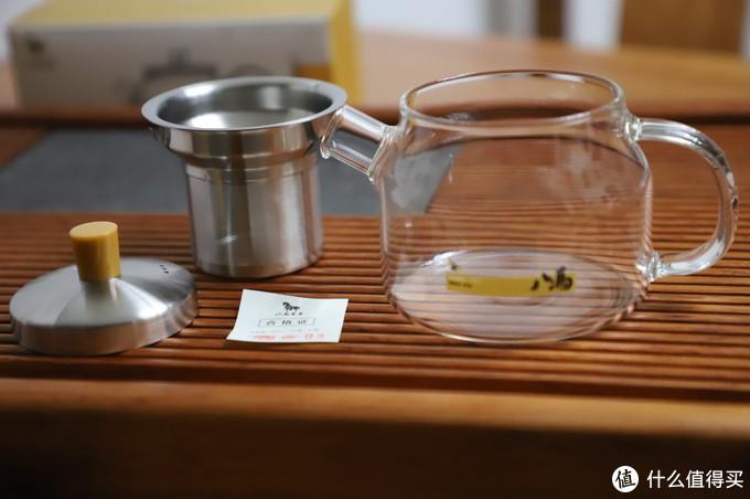 3便宜实用的八马玻璃茶具真的能用十年,容易摔碎?那就像我一样多买几套吧