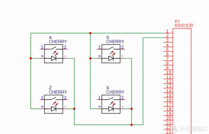 立创EDA绘制优联机械键盘背光电路指南