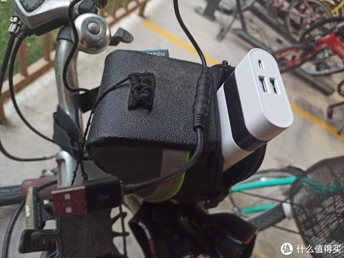 强光灯头夜晚骑行自行车灯车前灯充电强光骑行灯山地车装备灯单灯头改装历程