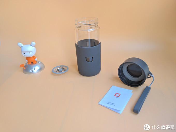 「大F测评 02」小米社区定制轻巧玻璃杯 轻测评