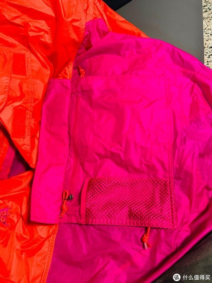 开箱:nike ACG899的雨衣到底值不值得买?