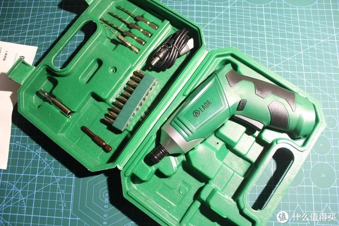 伪工具党的装备进化--老A电动螺丝批晒单