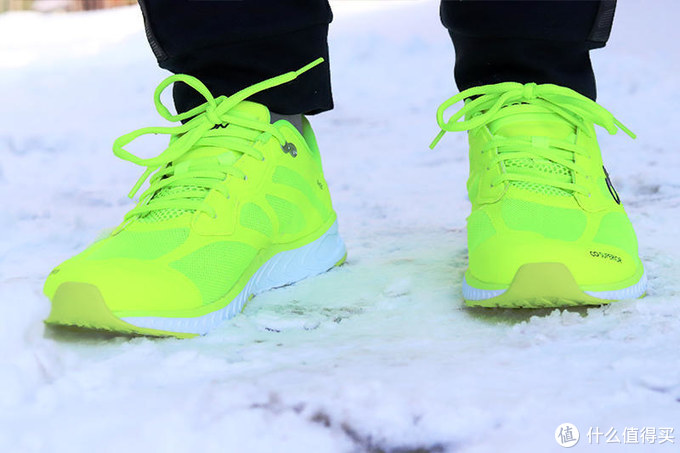 冰天雪地试跑鞋,半马之春还会远吗?咕咚42K专业智能跑鞋轻体验