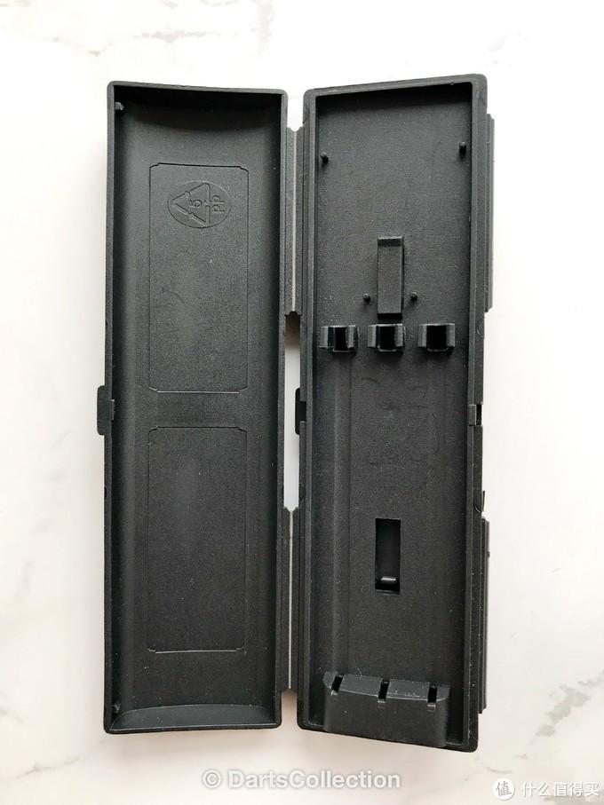 飞镖收藏开箱评测第十七期—Masterdarts MvG Original Black Ring