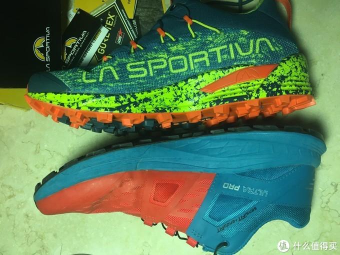 La Sportiva/拉思柏蒂瓦 Tempesta GTX 开箱及使用体验