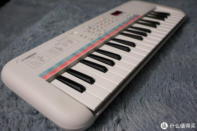 YAMAHA PSS-E30 Remie儿童迷你键电子琴测评