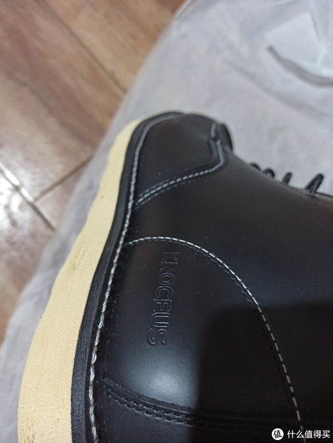简单评测一双工装鞋