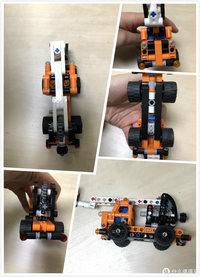 年货玩具要拼装—4岁不到的宝宝也能玩LEGO机械组?42088车载式吊车揭晓答案