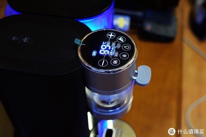 原装进口滤芯一机双模 LAICA莱卡净水泡茶一体机体验