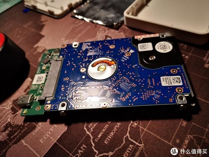 当我的移动硬盘挂掉以后——组装移动硬盘记录。