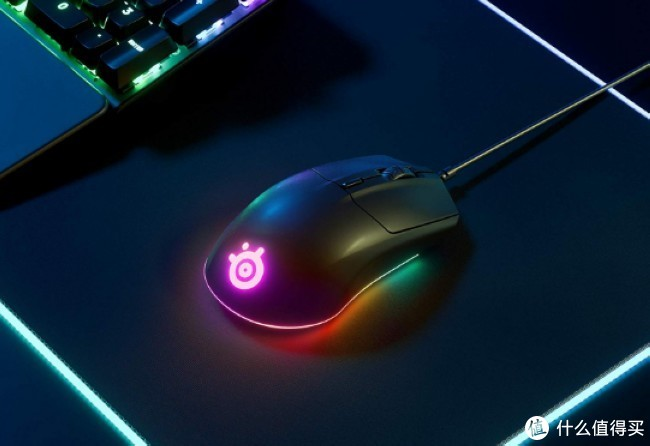 仅重77g,1:1跟踪传感器:赛睿 推出 Rival 3 游戏鼠标 29.99美元(约205元)