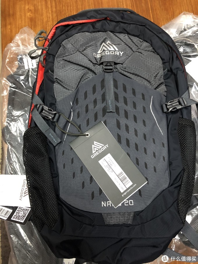 轻量化背包选购——格里高利NANO 20