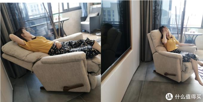 新房的沙发买哪种,LAZBOY vs芝华仕 功能沙发初体验