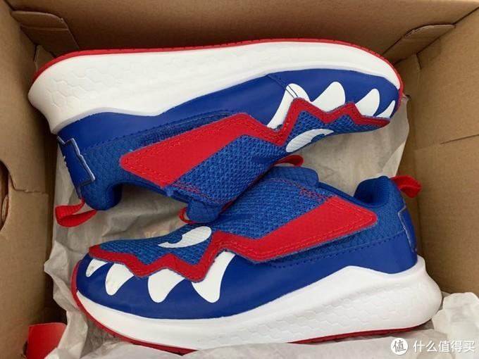 新年穿新鞋之新百伦儿童飞机鞋