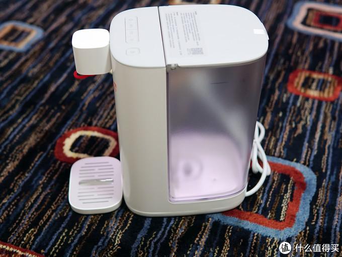 用了离不了——心想即热饮水机3L