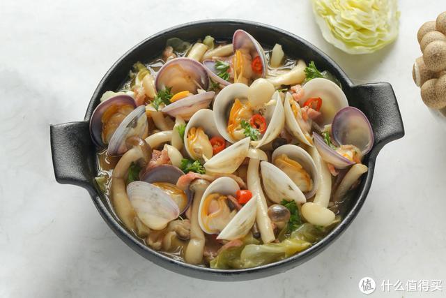 蛤蜊原汁原味的做法,鲜美无比,吃到汤汁都不剩
