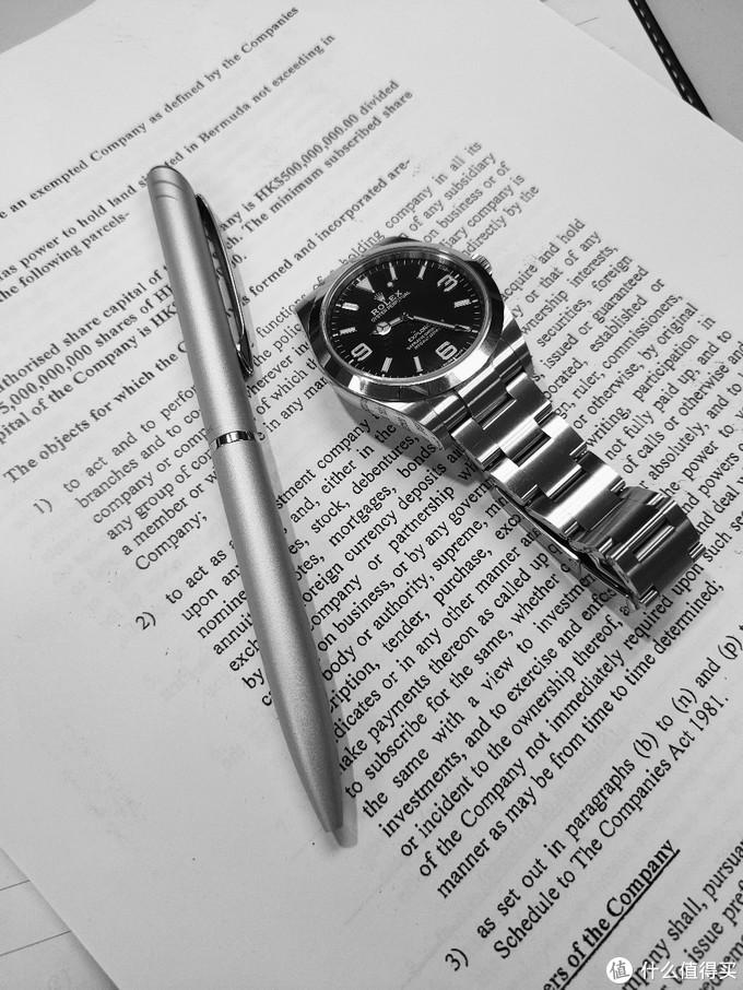 中性笔也得是金属的——派通BLN2005/BLN665体验