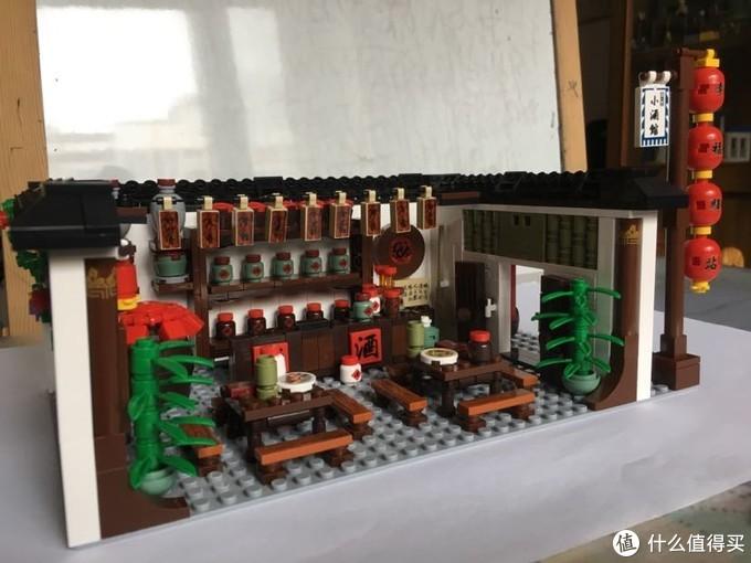 体验中国风—潘洛斯小酒馆