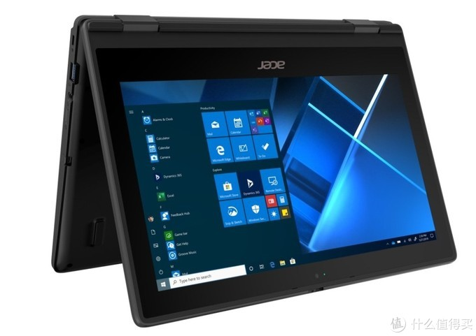 Rotary screen, main durability: acer Acer releases TravelMate B3, Spin B3 business notebook