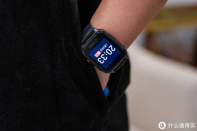 360健康手表Pro,给家人的一份健康与关爱