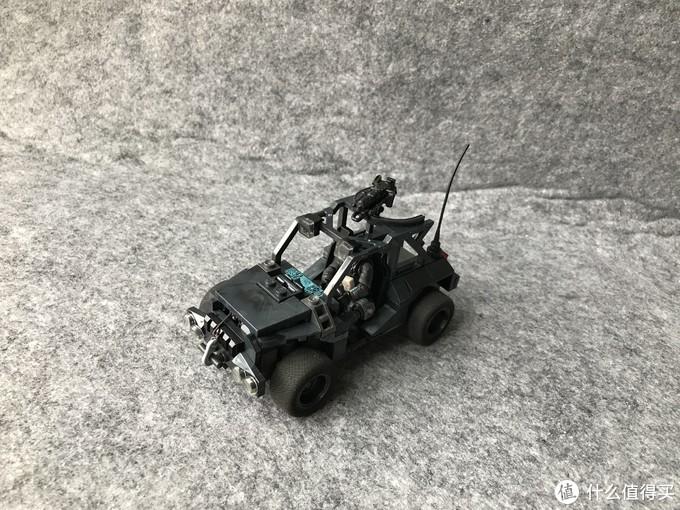 便宜也有好货 美高 使命召唤 ATV 拼装玩具