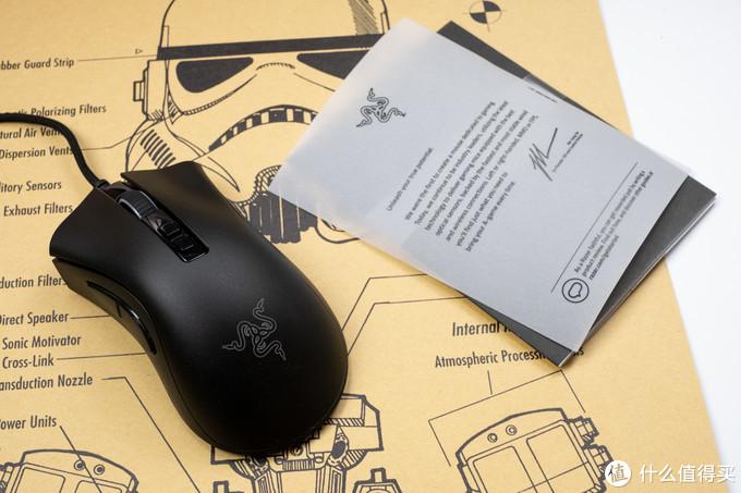 新年新装备,助我游戏打排位:雷蛇Razer 炼狱蝰蛇V2游戏鼠标