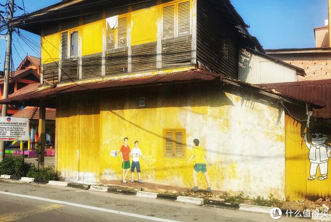 墙壁上的壁画1