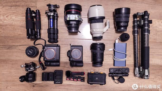 一只风光摄影爱好者的EDC(多图预警,图真的很多,相信我!)