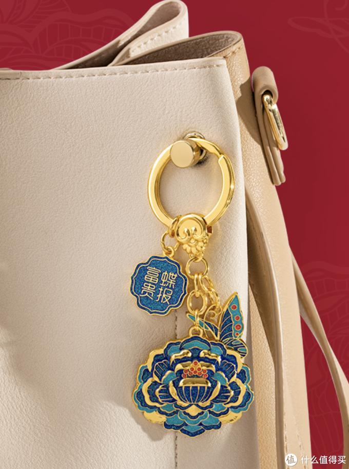 不一样的新春小礼品:带你品鉴15款潮流钥匙挂坠