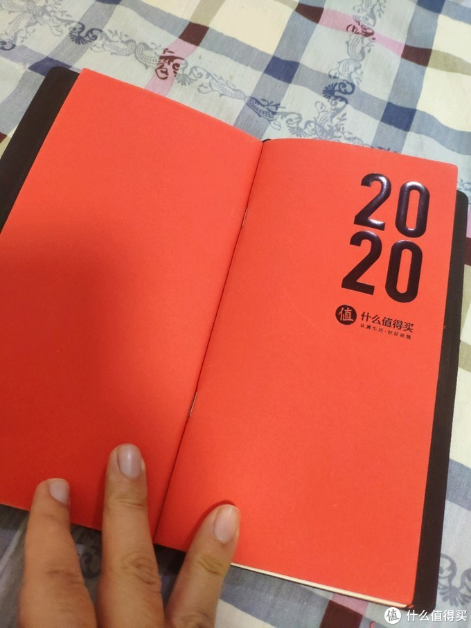 值青年礼盒晒单: 贴纸、帆布袋、2020日历、2020笔记本