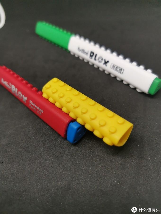 不正经的晒笔:日本旗牌暗记笔及自动铅笔晒单