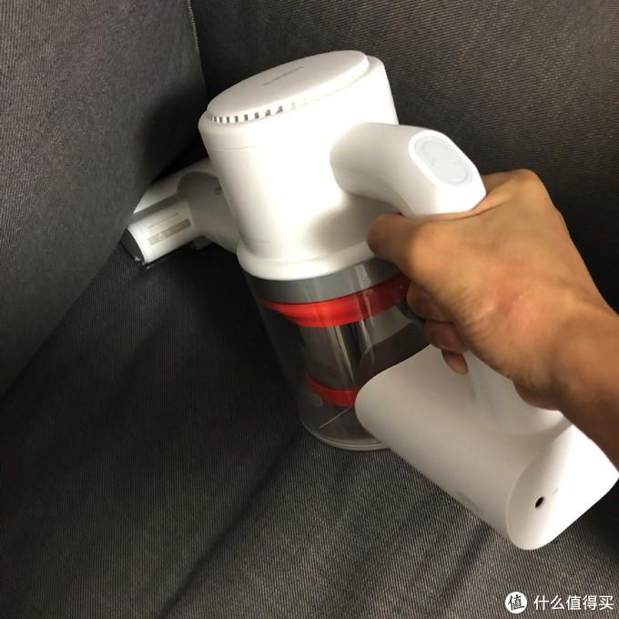 全能无线吸尘器,清洁好帮手!— 睿米 Zero Air体验分享