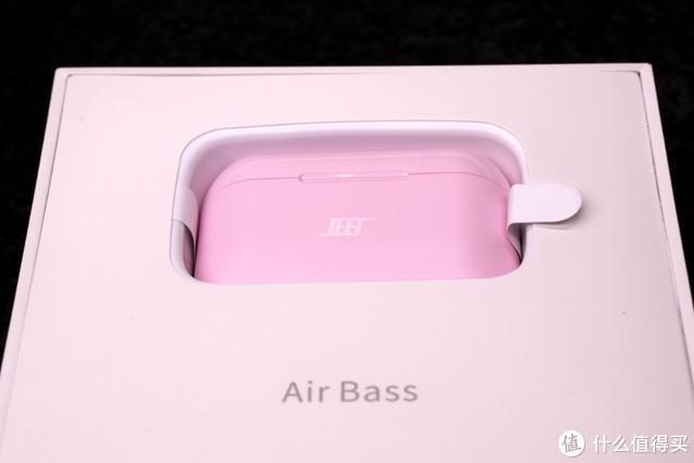 青春靓丽的音乐配饰,JEET Air Bass真无线蓝牙耳机体验