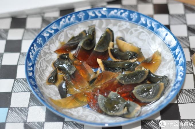 是黑暗料理还是真香?青椒皮蛋吃一次香一次