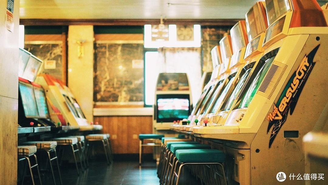 月光宝盒大型街机--我们青涩年代的记忆