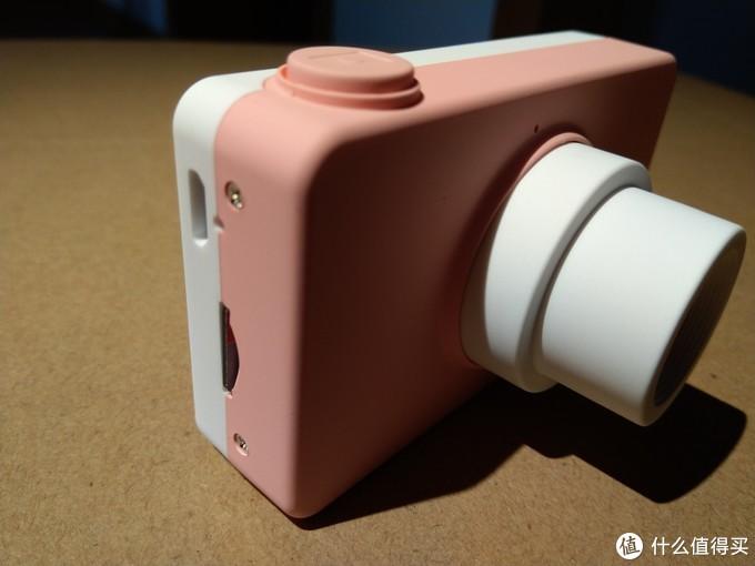 卡通数码玩具相机开箱