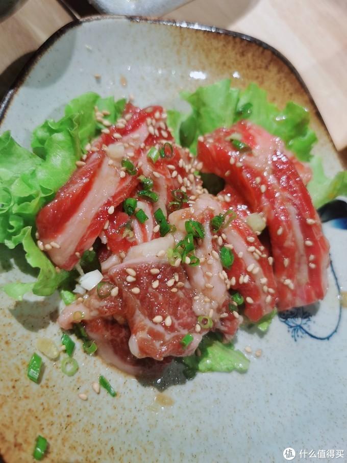 正宗日式烤肉试吃
