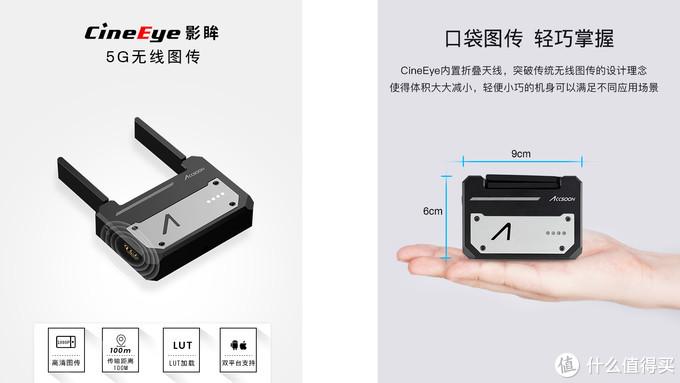 致迅无线图传新品CineEye Air即将发布