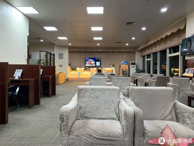 2019年最后一次使用无限制机场休息厅。