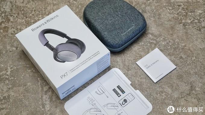 降噪和音质双修,颜值与辨识得兼—B&W/宝华韦健 PX7开箱简评