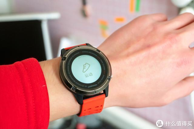 锻炼身体,运动相伴咕咚GPS智能手表