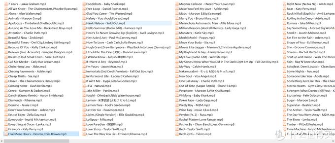 属于90后的经典歌单,总有一首代表你心里的一个人。