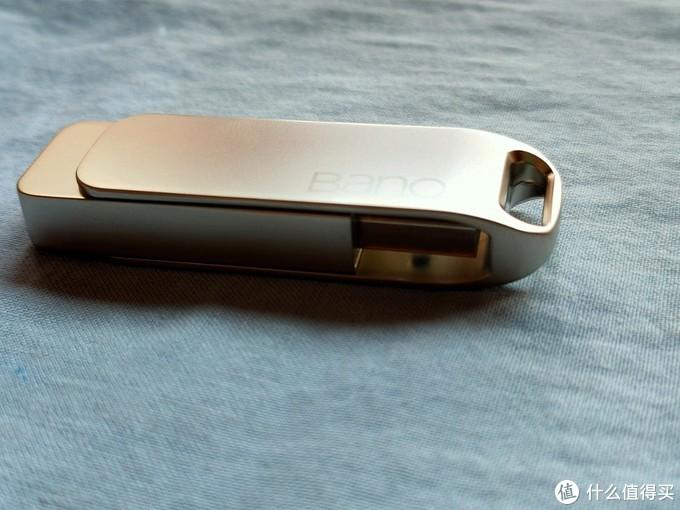 FBI监制大片的好搭档!新年新U盘,70元入手能装20部蓝光大片的128G优盘开箱!