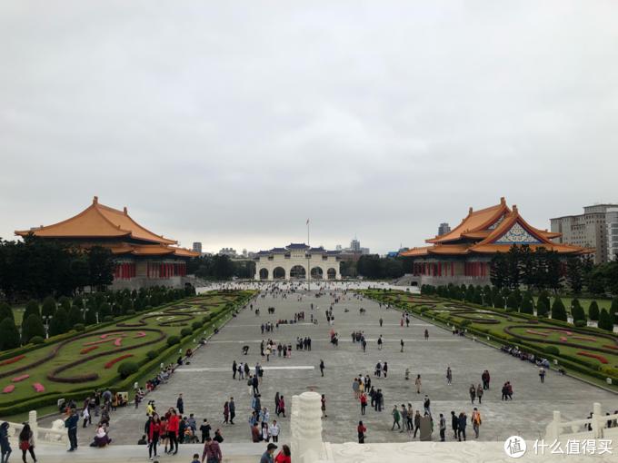 台湾旅行攻略day6:西门町、士林官邸、淡水老街、中正纪念堂